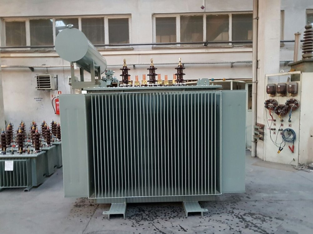 4 MVA TRANSFORMERS for AZERBAIJAN (4000 KVA 10/0,4 KV)
